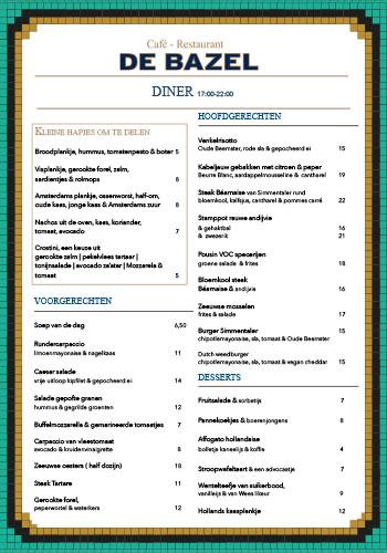 Diner-Bazel-september-2020